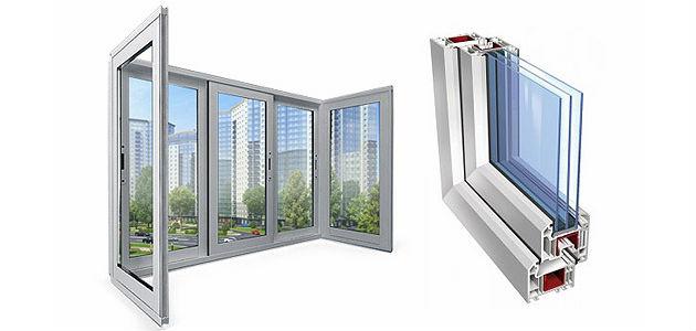 Технология остекления окон, балконов и отделки: остекления а.